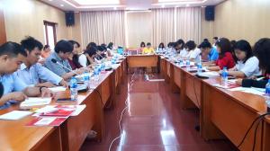 Lớp ĐH Văn hóa TP Hồ Chí Minh