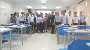 Lớp SpeedReading cho các cán bộ sân bay Tân Sơn Nhất