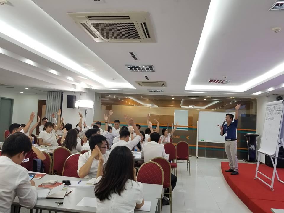 Hà Nội TV đưa tin về SpeedReading ngày 3/6/2018